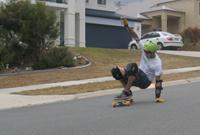 Skateboard 001